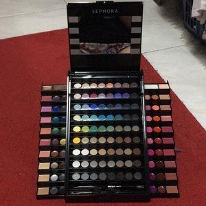Sephora Makeup academy palette